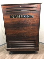 Leslie 147 - Hammond