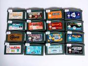 Nintendo Gameboy Advance Spiele