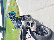 Kawasaki Z750 Super Naked Bike