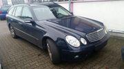 Fahrbereit mit TÜV Mercedes Benz