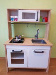 IKEA Duktig Kinderküche mit Zubehör
