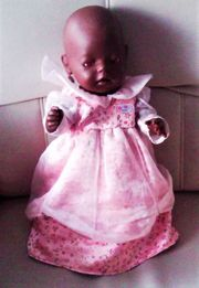 Zapf Creation Baby Born Girl