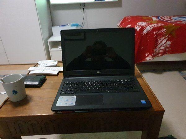 Laptop von Dell