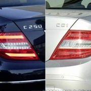 Mercedes W204 S204 Facelift LED