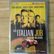 DVD THE ITALIAN JOB
