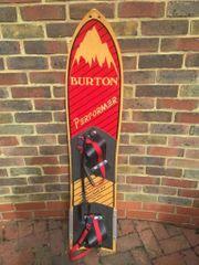 Burton Performer 1984 Snowboard