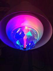 Lampe mit Lichteffekt