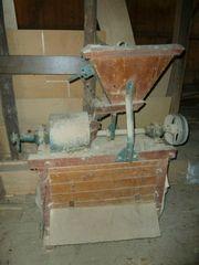 Alte Getreidemühle Schrotmühle Kornmühle