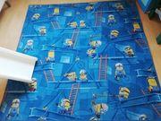 Spielteppich Kinderteppich Minions 200x200 cm