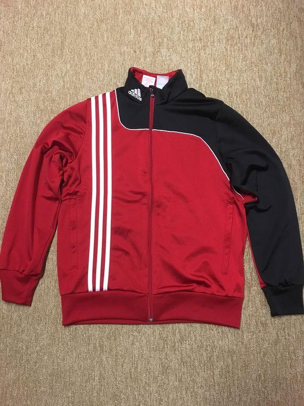 Adidas Trainingsjacke Sereno 14 rot
