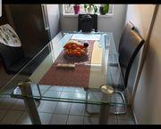 Glas Esstisch statt 200 euro