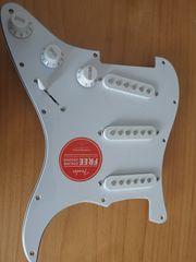 Fender Stratocaster Pickguard-Komplett