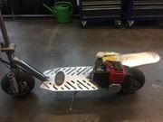 Benzinscooter