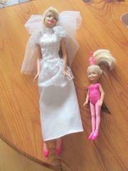 1 x Barbiepuppe groß und