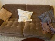 Wohnzimmercouch 2Sessel
