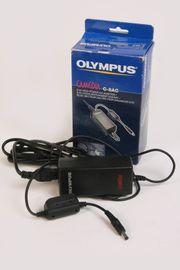 Orig Olympus CAMEDIA C-8AC-Netzteil-AC Adapter-Kameranetzgerät