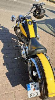 Harley-DavidsonHarley -Davidson 883 Deutsches Model