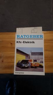 Ratgeber Kfz - Elektrik