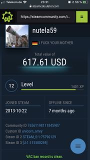 Steam Account