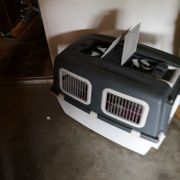 Hundetransportbox XXL Flugtransport geeignet