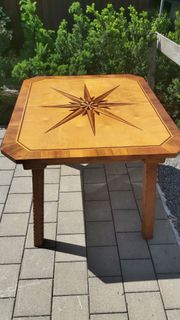 Montafonertisch Tisch aus Vollholz