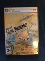 Flugsimulator PC DVD Microsoft