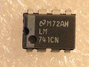 Operationsverstärker LM741CN
