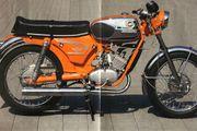 Suche Zündapp watercooled Mofa Moped