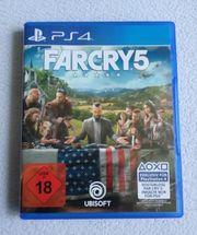 PS4 Spiel Far Cry 5