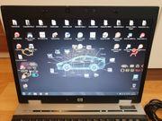KFZ Laptop METALLIC mit Software