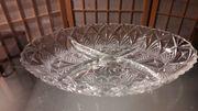 große Schale Glasschale kostenloser Versand