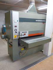 Sandingmaster Breitbandschleifmaschine