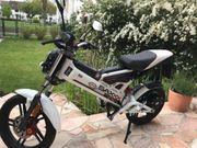 Saxxx MadAss Elektro Moped 45km