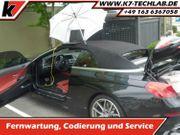 BMW Ferncodierung Diagnose F01 F07