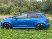 Audi RS 3 Sportback SAGA
