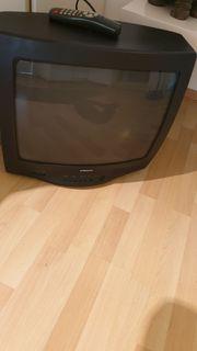 Samsung Röhrenfernseher zu verschenken