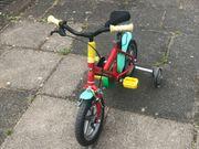 Kinder Fahrrad mit Stützräder von