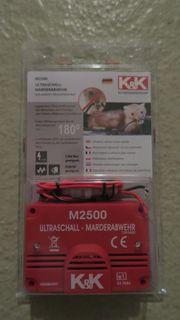 Marderabwehr K K M2500 Marderschreck