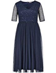GERRY WEBER Elegantes Midi-Kleid mit