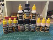 Ammo Mig Farben für Modellbau