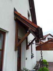 Vordach für Hauseingang Überdachung Dach