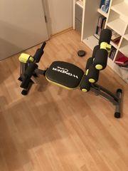 Heimtrainer-Fitnessgeräte