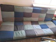Couch 2 Stck z Bett