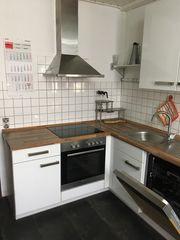 Einbauküche mit Geräten 8 Jahre