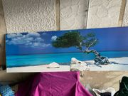 Sehr schönes Bild mit Strand