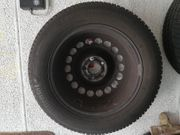 4 Komplettwinterräder Stahlfelge 205 60