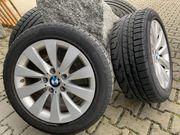 4 x BMW Alu-Kompletträder Winter