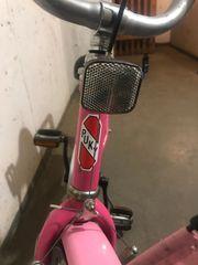 Mädchen Fahrrad Rosa von Puky