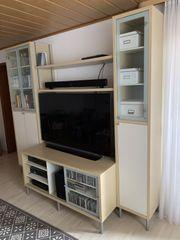 Ikea Magiker Wohnzimmermöbel inkl TV