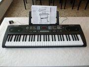 Bontempi Keyboard 166125 neu